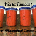 World Famous Fire Roasted Tomato Sauce