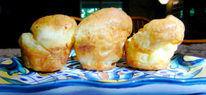 Super Easy Popovers