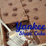 Yankee Sheet Cake