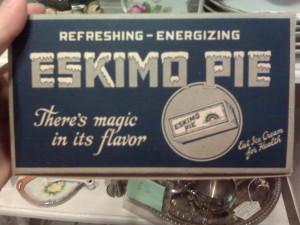 Eskimo Pies for Dinner?