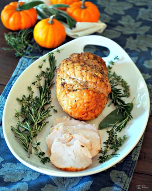 Citrus-Herb Roasted Turkey – Let's Talk Turkey!