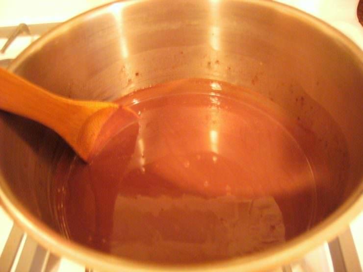 French-Silk-Pie-Semi-Homemade | www.ComfortablyDomestic.com