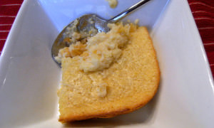 Creamed Corn Pudding Casserole