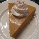 Crustless Pumkin Pie