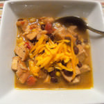 Chicken Chili {Slow Cooker Recipe}