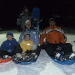 The Official Rules of Engagement for Sledding