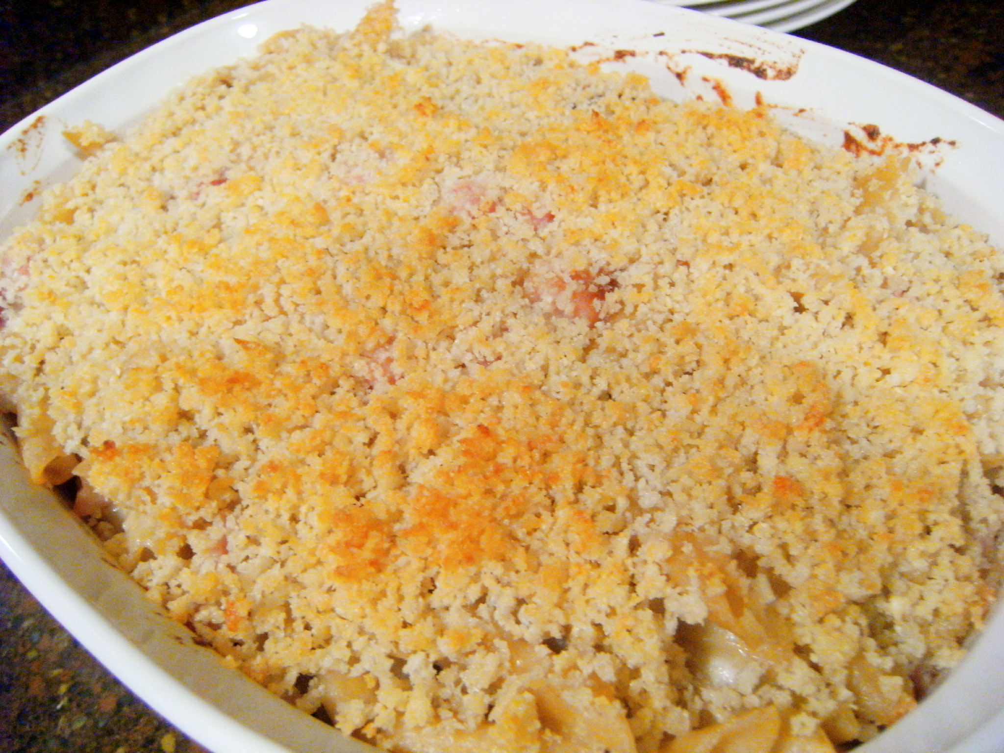 golden-brown-breadcrumb-topping