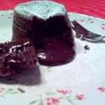 Sweets For Your Sweet: Spicy Molten Chocolate Cakes