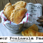 A Spin on the Historic Meat Pie, in the Palm of Your Hand: Lower Peninsula Pasty (pronounced pass-tee)