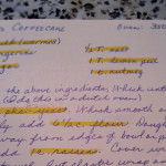 My Great-Grandma Coop's Coffee Cake