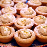 Little Lime Tarts and Baking the Bejeezes Out of Writer's Block