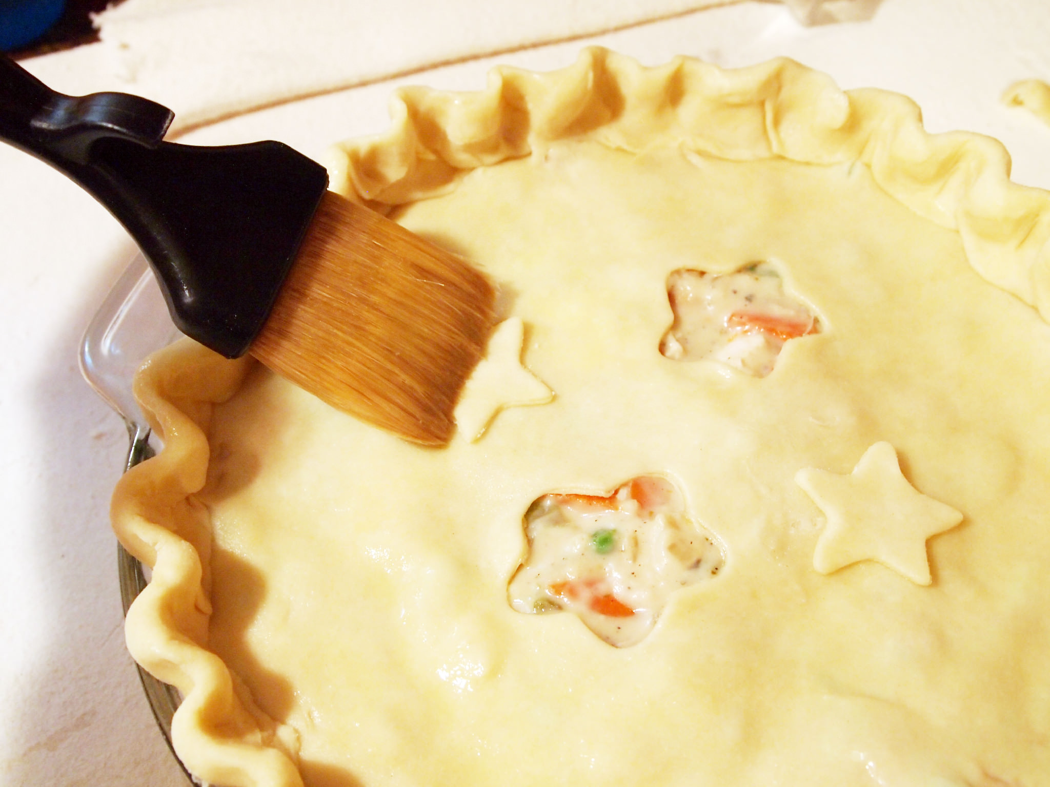 Chicken Pot Pie Nothing Says Comfort Food Better Than Tender Chicken And Vegetables