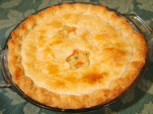 Chicken Pot Pie – Oh Yeah!