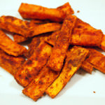 In the Comfort of Girlfriends: Sweet Potato Oven Fries