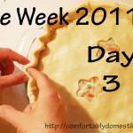 Pie Week! Day 3: Classic Pumpkin Pie