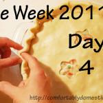 Pie Week, Day 4: Mads' Snozberry Awesomeness