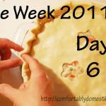 Pie Week, Day 6: Savory Mushroom Pie