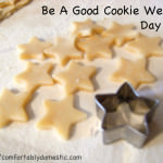 Be A Good Cookie Week, Day 2: Toasted Coconut Shortbread