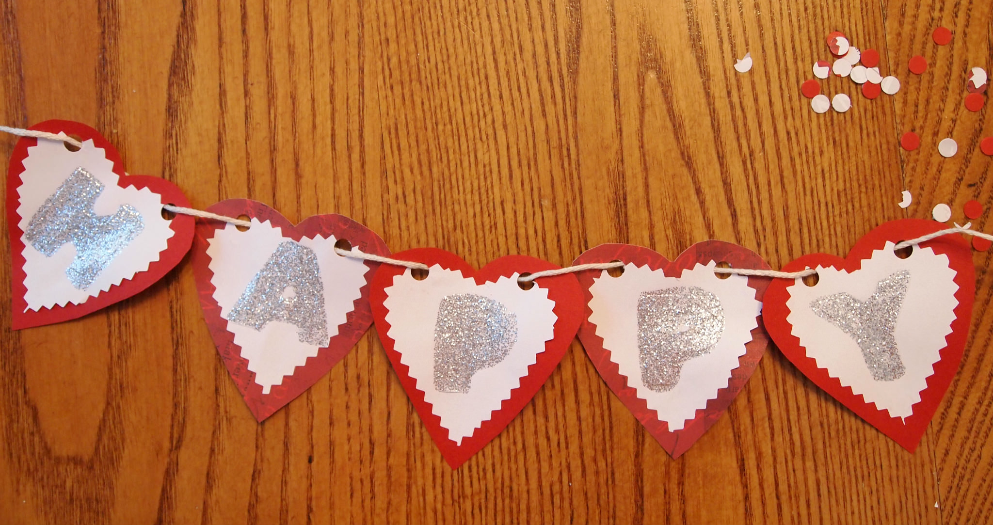Easy Valentine's Day Decorations | ComfortablyDomestic.com
