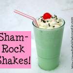 A Couple of Quickies: Shamrock Shakes and Grown-Up Grasshoppers