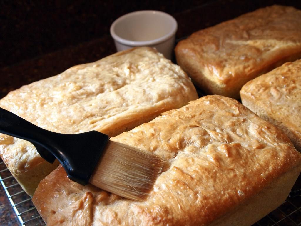 Whole Wheat English Muffin Bread | ComfortablyDomestic.com