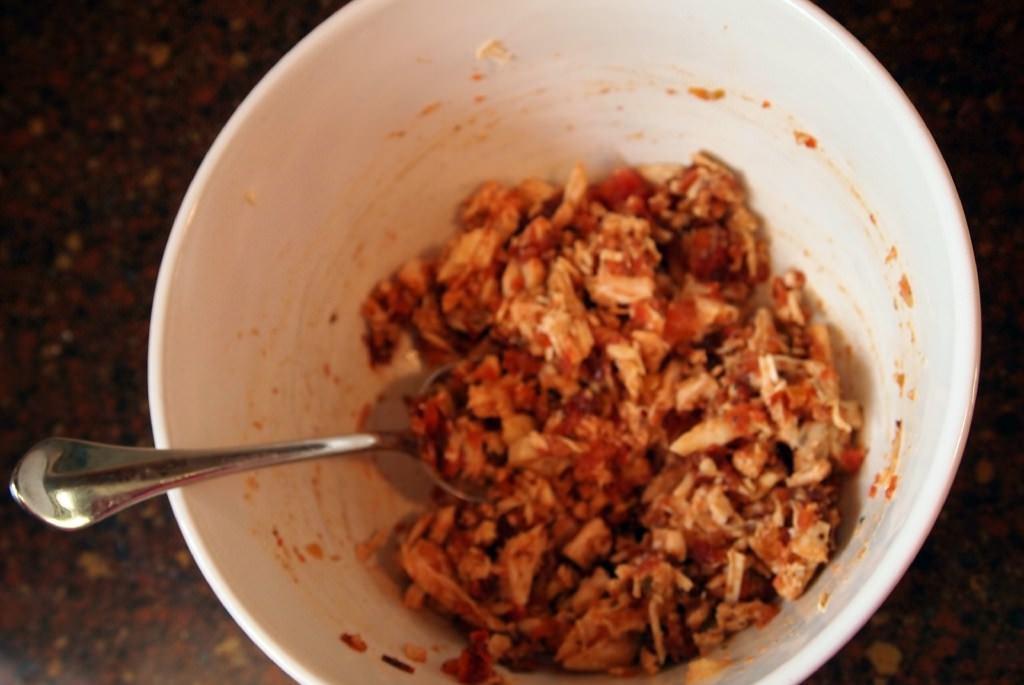 chicken empanadas filling