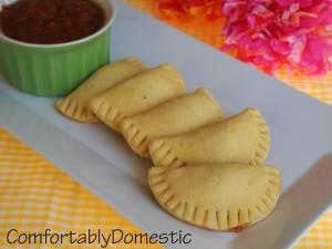Spicy Chicken Empanadas {Cinco de Mayo Recipe Ideas}