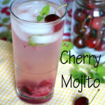 Cocktail Week: Traverse City Cherry Mojito