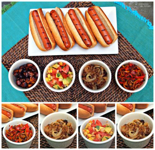 Hot dogs are the all-American treat, deserving of the best hot dog condiments. Doctor up your grilled meats and hot dogs with these delicious homemade condiments.