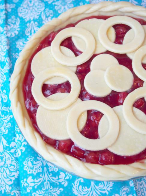Favorite Cherry Pie is here by popular demand!
