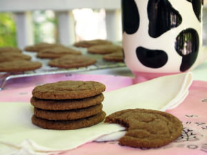 Chocolate Chai Sugar Cookies