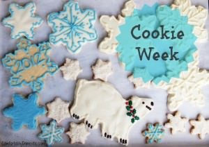 Cookie Week – Day 3: Maple Bacon and Chocolate
