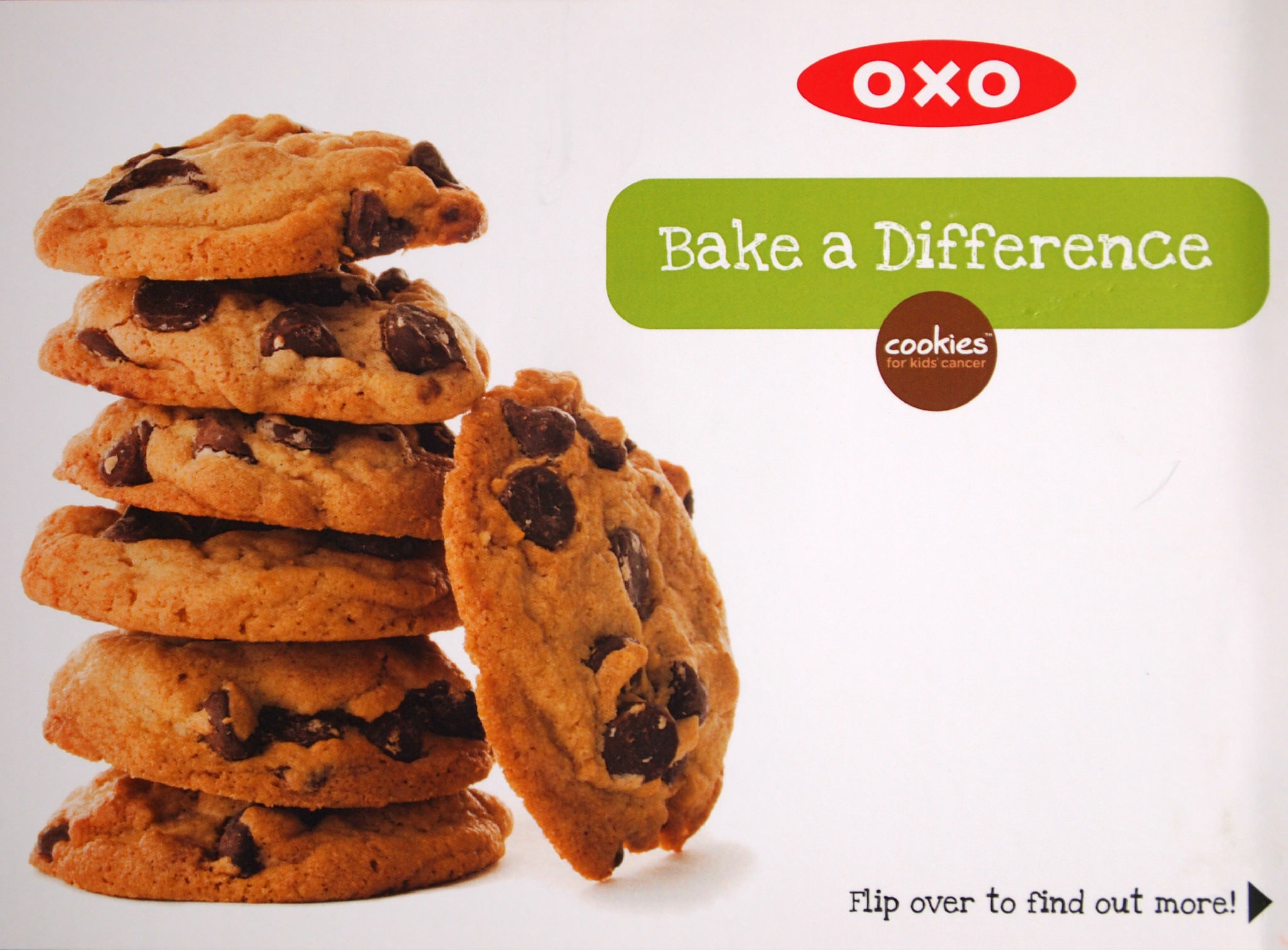 Baking a Difference One Cookie at a Time