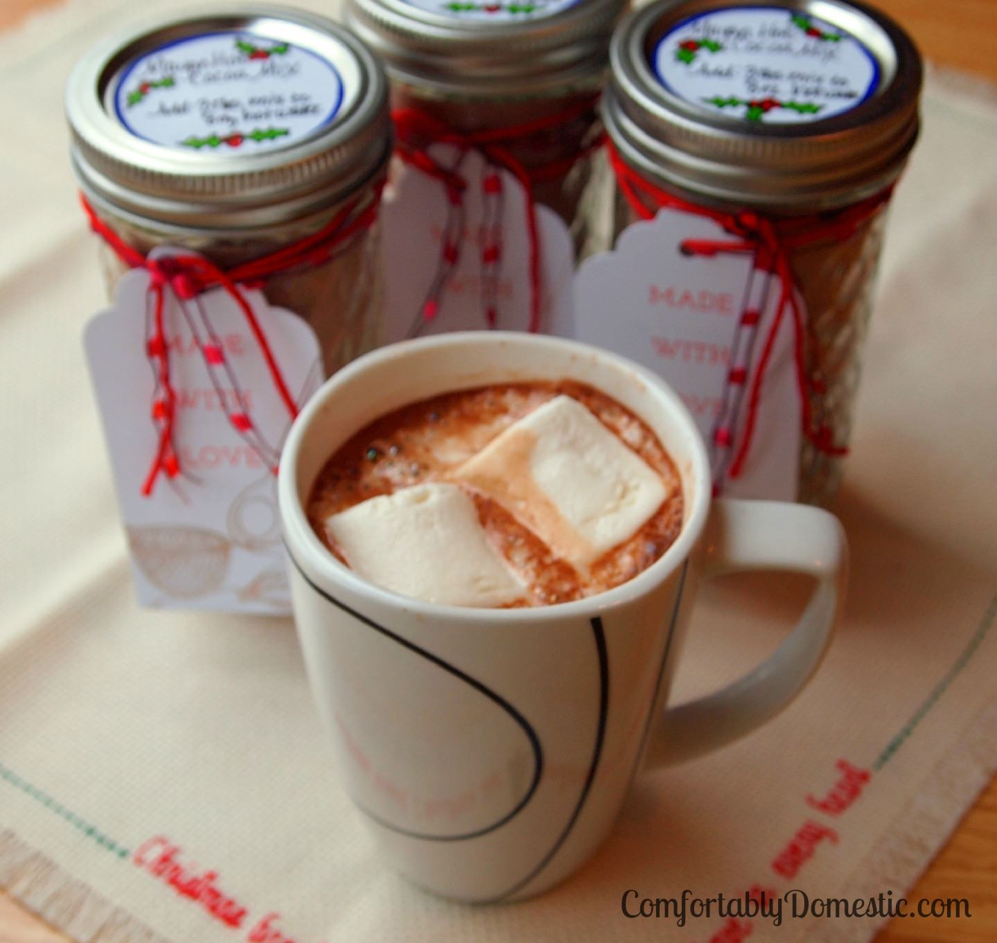 Last Minute Christmas Gifts: Mayan Hot Cocoa Mix