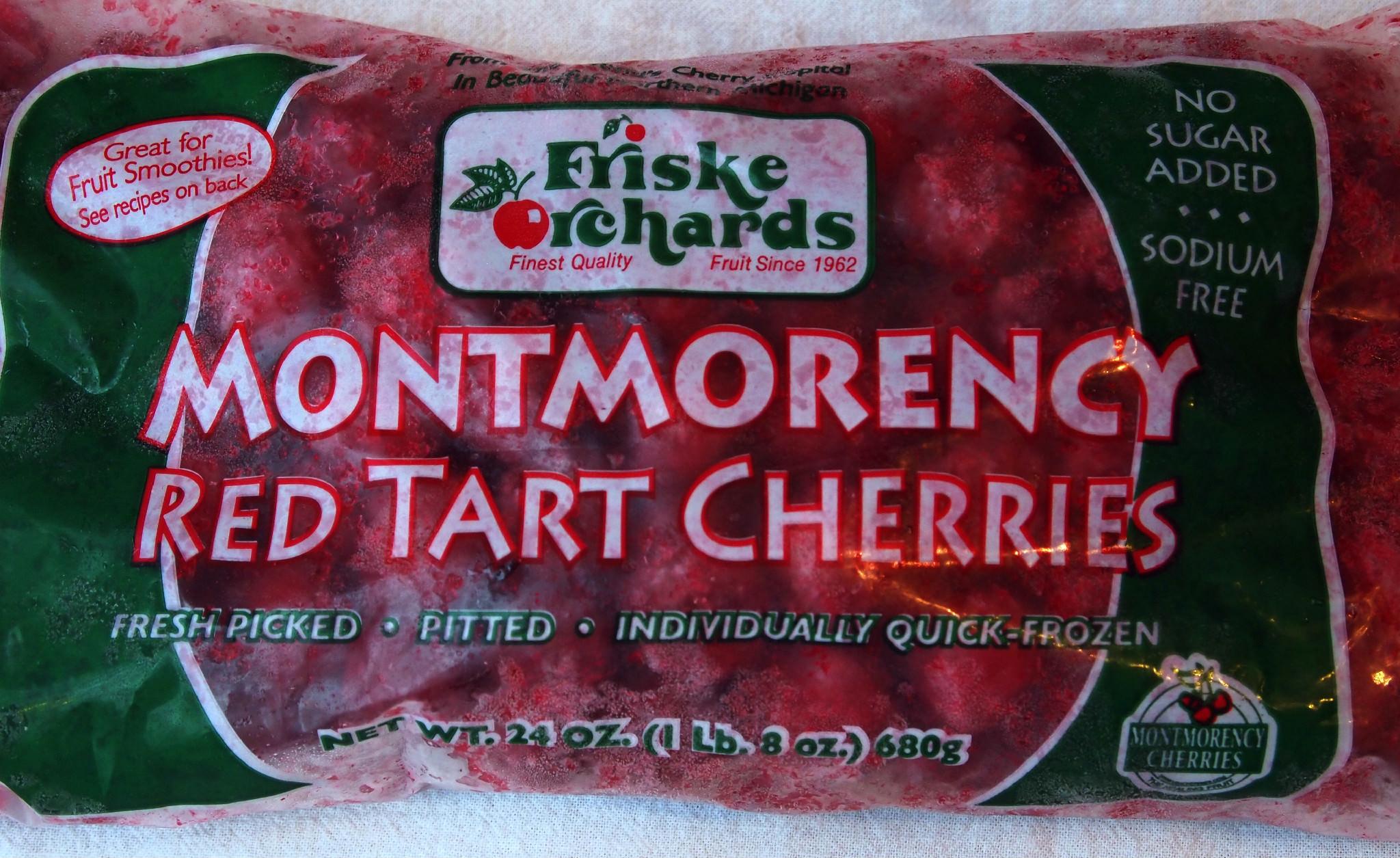 Friske's cherries ROCK!