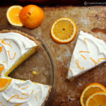 A Very Happy Virtual 50th Birthday Party for NanaBread! With an Orange Cream Pie and Much More.