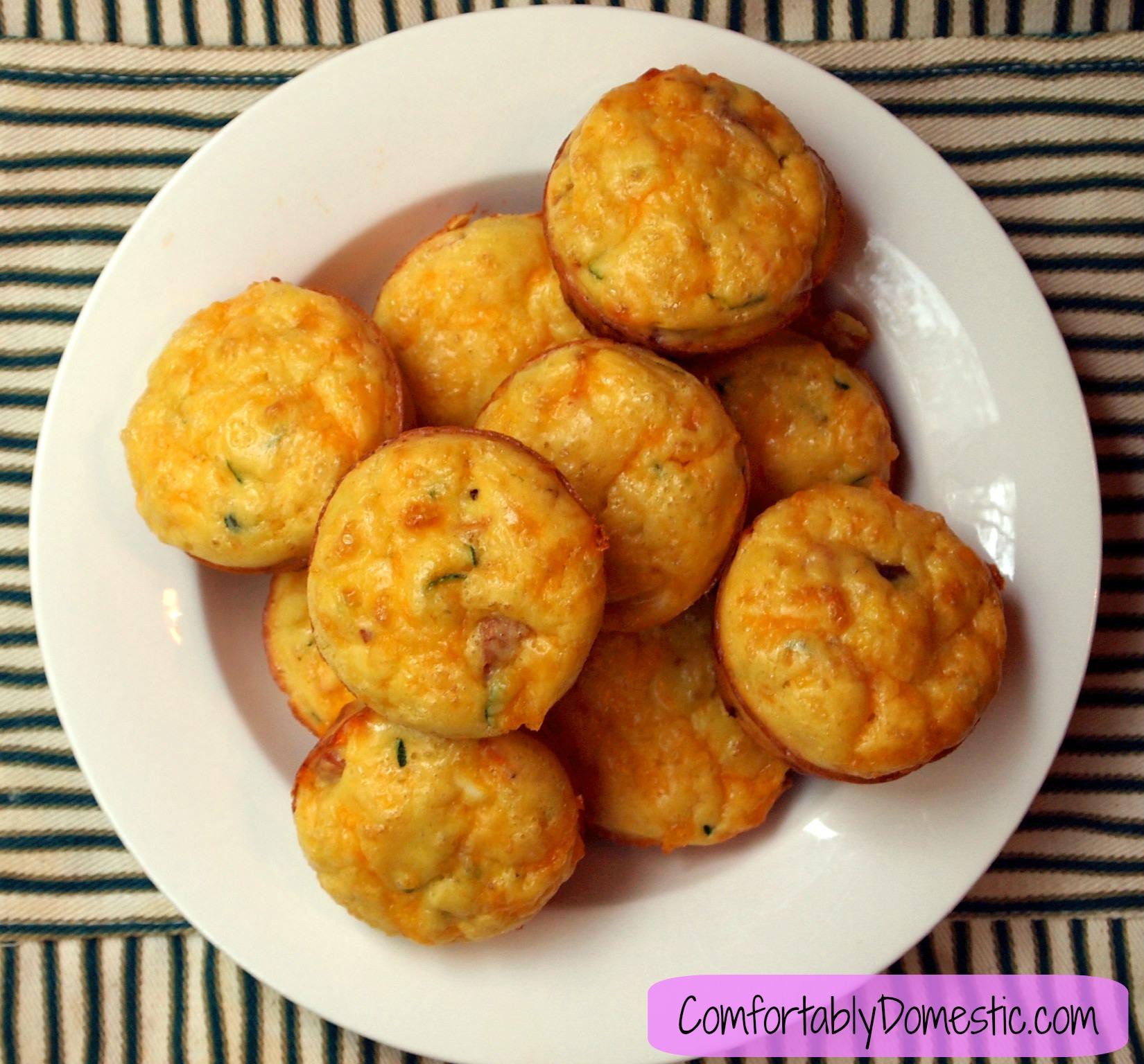 Omelette Muffins   ComfortablyDomestic.com