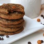 Caramel Mocha Chip Cookies