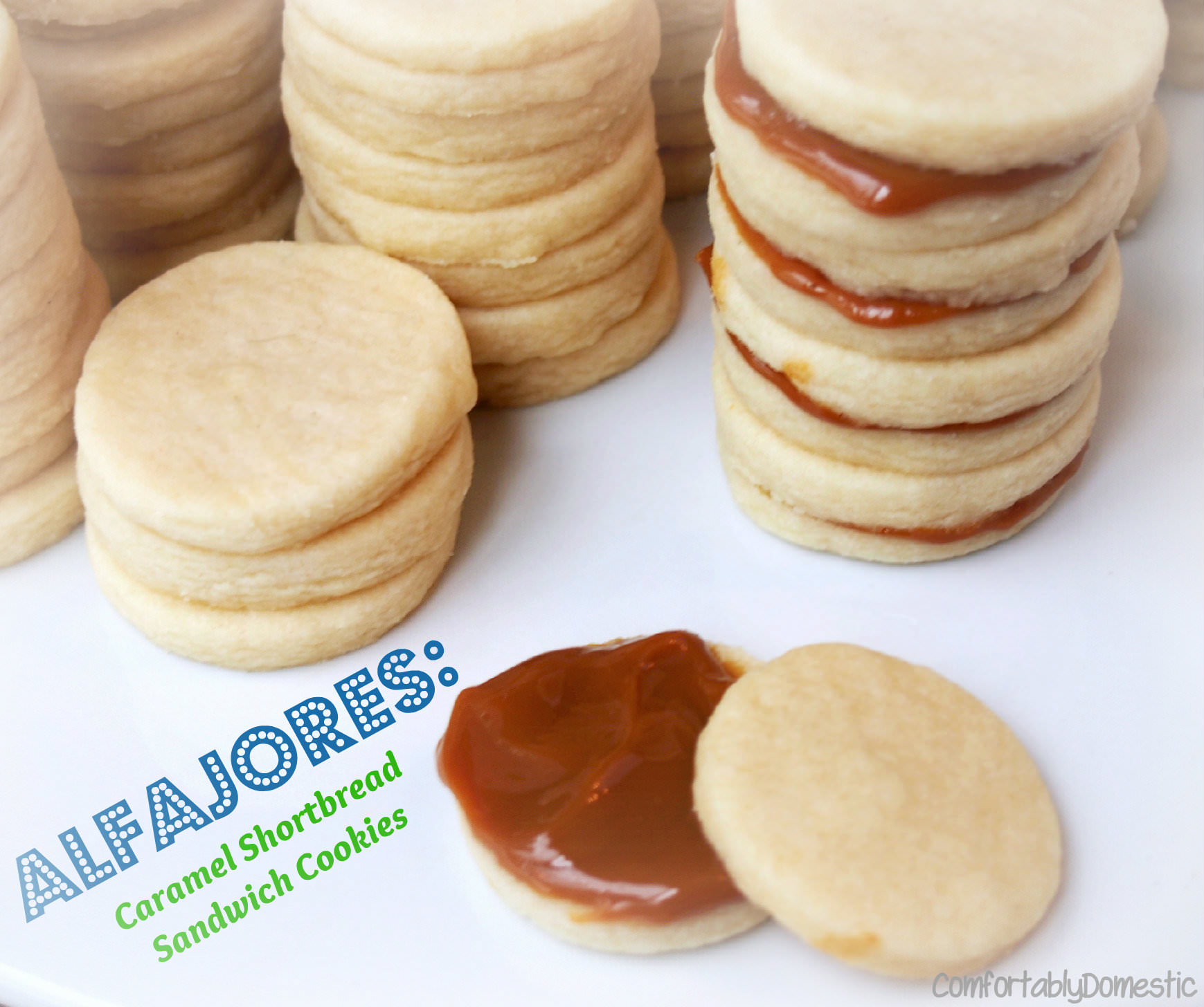 Alfajores | Comfortably Domestic