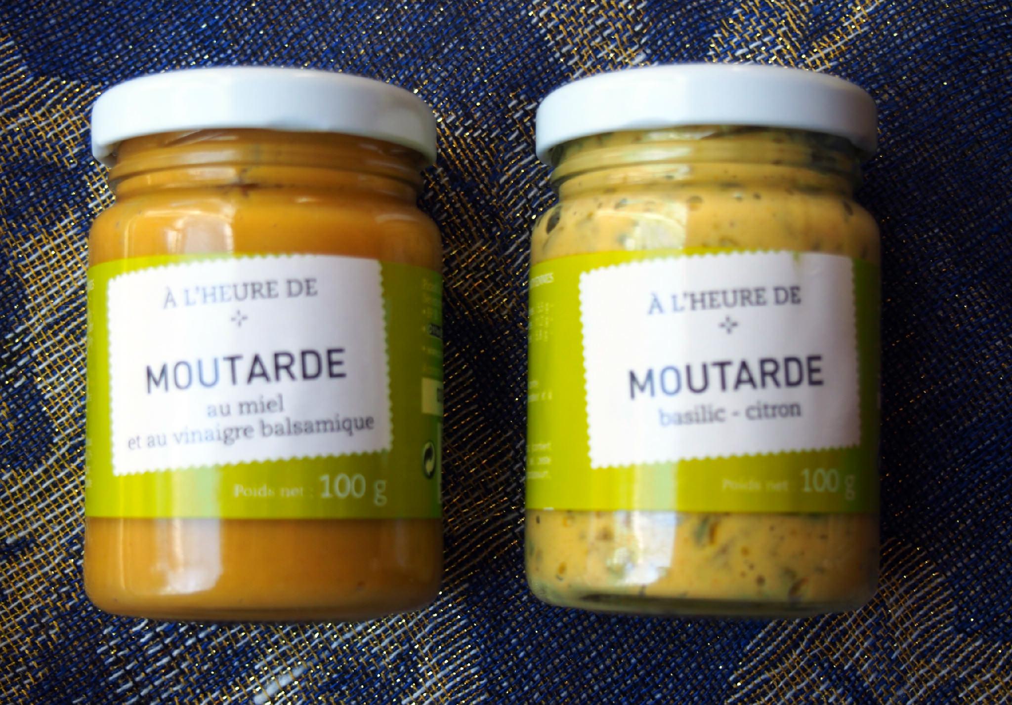 pair o' mustard