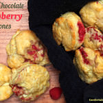 Weekend Traditions, a Legend, and White Chocolate Raspberry Scones