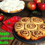 Continuing the Bender with Apple Cinnamon Rolls