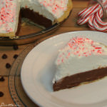'Tis the Season for Chocolate Peppermint Cream Pie