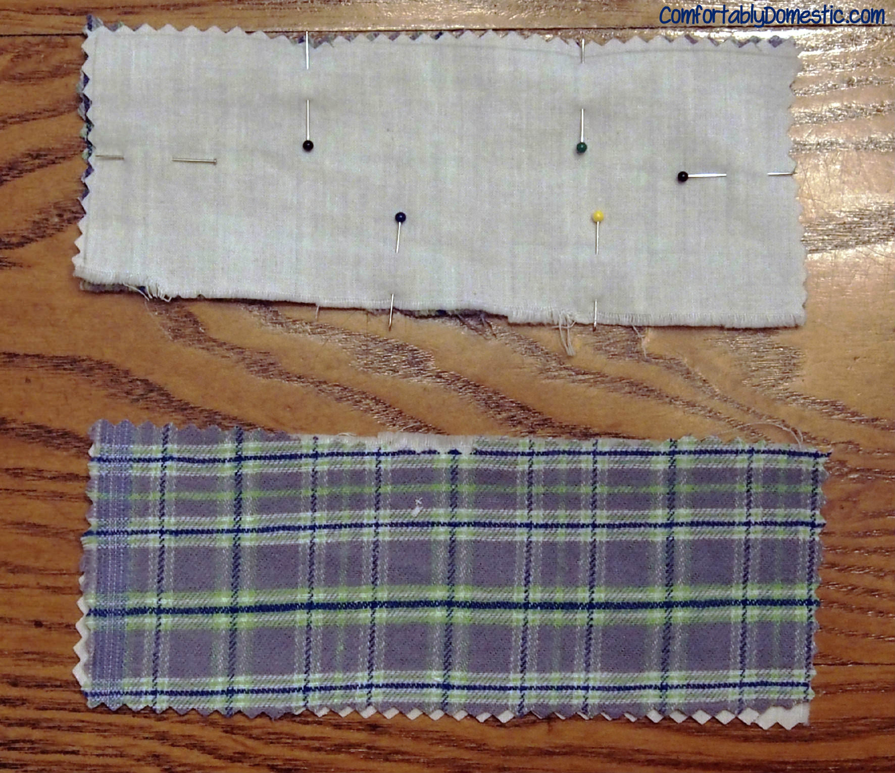 base fabric cuts
