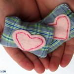 DIY Microwavable Hand Warmers {Reusable!}
