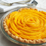 Blossoming with Lusciousness: Mango Cream Pie