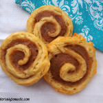 Sausage Biscuit Pinwheels {Easy Appetizers}