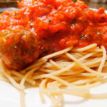 One Recipe, Two Ways: Spaghetti and Meatballs or Meatball Sliders