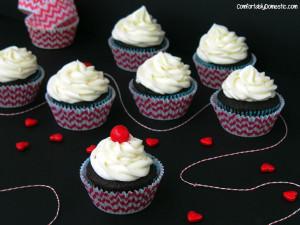 Coca Cola Cupcakes {Scratch Baking Recipe}