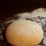 30 Minute Cornmeal Pizza Dough Recipe